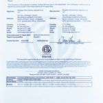 International Certificates-5