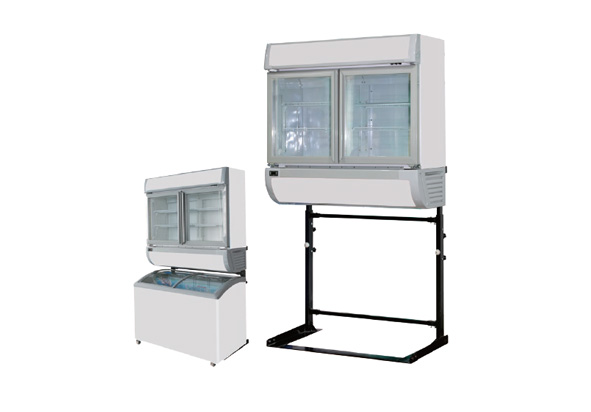 Combined Showcase Freezer SD-260W