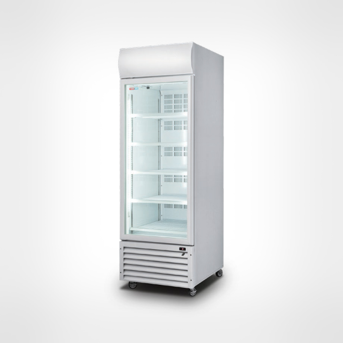1 Door Display Cooler Turbo Cool Refrigeration L L C